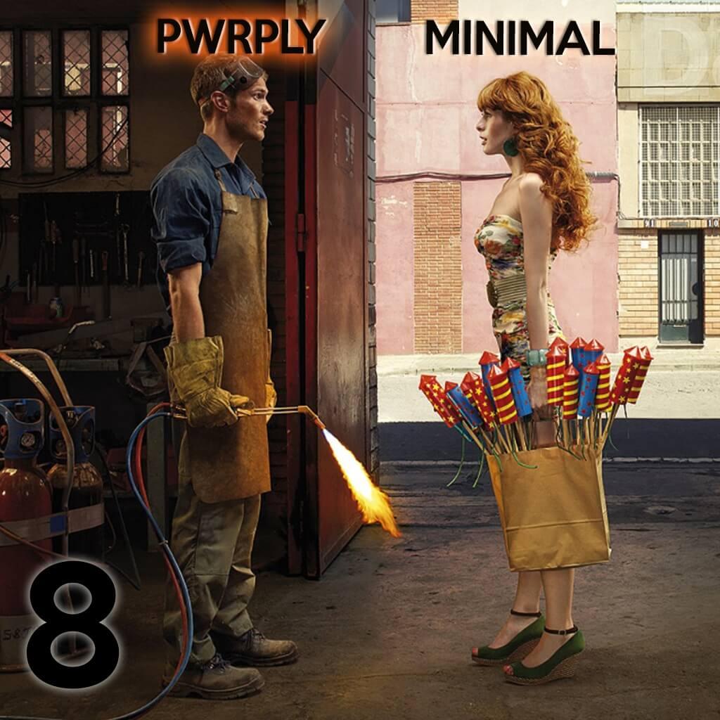 PWRPLY - MINIMAL 8